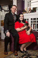 Tracey and John, holiday session