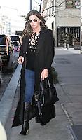 FEB 12 Caitlyn Jenner Seen in NYC