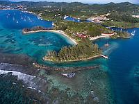 Roatan, Fantasy Island, Honduras