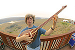 Mike Gordon Backstage