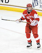 Kathryn Miller (BU - 4) - The visiting Boston University Terriers defeated the Boston College Eagles 1-0 on Sunday, November 21, 2010, at Conte Forum in Chestnut Hill, Massachusetts.