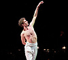 English National Ballet <br /> Emerging Dancer 2016 <br /> at the Palladium, London, Great Britain <br /> 17th May 2016 <br /> rehearsals<br /> <br /> <br /> solo<br /> <br /> <br /> Daniele Silingardi<br /> <br /> <br /> <br /> <br /> <br /> <br /> Photograph by Elliott Franks <br /> Image licensed to Elliott Franks Photography Services