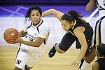 Oregon v. UW Women's Hoops 2/9/12