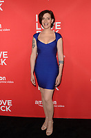 LOS ANGELES, CA - APRIL 20: Our Lady J at the I Love Dick Premiere at the Linwood Dunn Theater in Los Angeles, California on April 20, 2017. Credit: David Edwards/MediaPunch