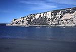 Kayaking Limantour spit, Point Reyes National Seashore