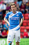 St Johnstone FC&hellip; Season 2016-17<br />Steven MacLean<br />Picture by Graeme Hart.<br />Copyright Perthshire Picture Agency<br />Tel: 01738 623350  Mobile: 07990 594431