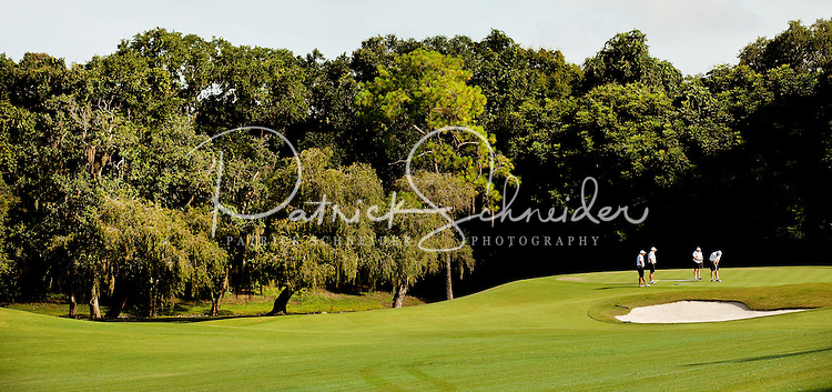 Photography of Lowe's Swing for Charity 2010, held at the Rosen Shingle Creek in Orlando, Fla.