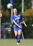 23 September 2007: Duke's Rebecca Allen. The Duke University Blue Devils defeated the Ohio State University Buckeyes 2-1 at Koskinen Stadium in Durham, North Carolina in an NCAA Division I Women's Soccer game, and part of the annual Duke Adidas Classic tournament.