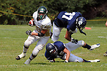 St. Edward's kick returner gets IC's special team players working against one another in a big game at Plunkett.