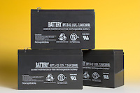 RECHARGEABLE LEAD ACID BATTERY<br /> Sealed Maintenance Free Battery<br /> The reaction of lead and lead oxide with the sulfuric acid electrolyte produces a voltage. Must be disposed of as hazardous waste. Cannot be put into landfills. Pb recycling information is provided on battery.