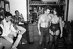 PUB STRIPPER STRIPPERGRAM LONDON 1990'S UK