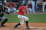 Ole Miss' Miles Hamblin (24) vs. Wright State at Oxford University Stadium in Oxford, Miss. on Sunday, February 20, 2011. Ole Miss won 6-5 to improve to 3-0 on the season.