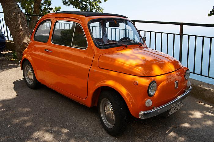Fiat 500, Italy