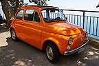 Fiat 500, Italy