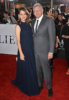 LOS ANGELES, CA. November 9, 2016: Actress Marion Cotillard &amp; director Robert Zemeckis at a special fan screening for &quot;Allied&quot; at the Regency Village Theatre, Westwood.<br /> Picture: Paul Smith/Featureflash/SilverHub 0208 004 5359/ 07711 972644 Editors@silverhubmedia.com