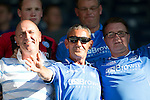 FC Luzern v St Johnstone...17.07.14  Europa League 2nd Round Qualifier<br /> Steve Park and Shug Taylor<br /> Picture by Graeme Hart.<br /> Copyright Perthshire Picture Agency<br /> Tel: 01738 623350  Mobile: 07990 594431