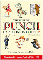 The Best of Punch Cartoons In Colour - New Book Out Now!
