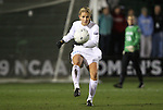 04 December 2009: North Carolina's Kristi Eveland. The University of North Carolina Tar Heels defeated the Notre Dame University Fighting Irish 1-0 at the Aggie Soccer Complex in College Station, Texas in an NCAA Division I Women's College Cup Semifinal game.