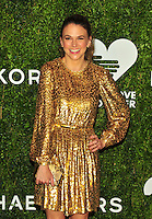 NEW YORK, NY - OCTOBER 17: Sutton Foster at the God's Love We Deliver Golden Heart Awards on October 17, 2016 in New York City. Credit: John Palmer/MediaPunch