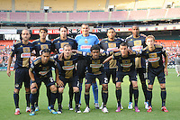 Philadelphia Union Starting Eleven. Philadelphia Union tied DC United 2-2, at RFK Stadium, Saturday July 2, 2011.