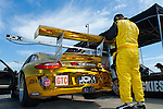 #11 JDX Racing Porsche 911 GT3 Cup: Nick Ham, Chris Cumming