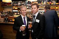 Paul Lynman and Thomas Baker both of HSBC Bank