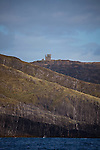 Signal Tower with a commanding view of the Irish coast near Baltimore and Trafaska. Copyright Dave Walsh 2011, davewalshphoto.com
