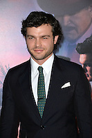 LOS ANGELES, CA. November 10, 2016: Actor Alden Ehrenreich at World Premiere of &quot;Rules Don't Apply&quot;, part of the AFI Fest 2016, at the TCL Chinese Theatre, Hollywood.<br /> Picture: Paul Smith/Featureflash/SilverHub 0208 004 5359/ 07711 972644 Editors@silverhubmedia.com
