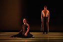 Akram Khan Company presents KAASH, at Sadler's Wells. the dancers are: Kristina Alleyne, Sade Alleyne, Sung Hoon Kim, Nicola Monaco, Sarah Cerneaux.