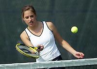 Girls Tennis vs International 5-15-09