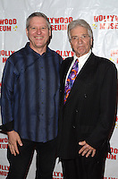 """HOLLYWOOD, CA - AUGUST 18:  Radames Pera, Paul Petersen at """"Child Stars - Then and Now"""" Exhibit Opening at the Hollywood Museum on August 18, 2016 in Hollywood, California. Credit: David Edwards/MediaPunch"""
