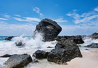 Astwood Cove beach, Bermuda