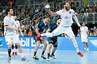 20160210: CRO, Handball - EHF Champions League, HC PPD Zagreb v Paris Saint-Germain Handball