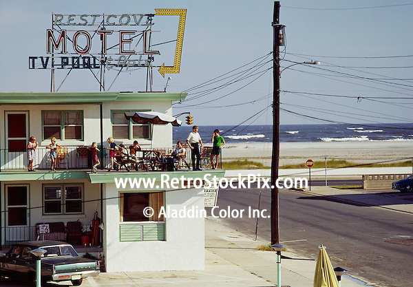 Rest Cove Motel Wildwood, NJ