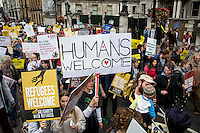 "17.09.2016 - ""Refugees Welcome Here"" - March 2016"