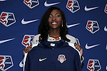 15 January 2016: Cheyna Williams was taken with the #7 overall pick by the Washington Spirit. The 2016 NWSL College Draft was held at The Baltimore Convention Center in Baltimore, Maryland as part of the annual NSCAA Convention.