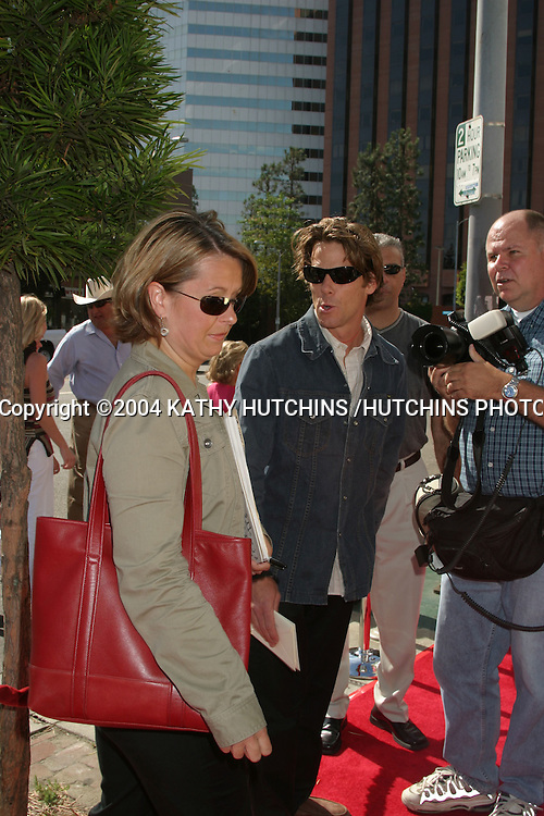 ©2004 KATHY HUTCHINS /HUTCHINS PHOTO.GRAND CHAMPION PREMIERE.WESTWOOD, CA.AUGUST 22, 2004..DANNY MOLDER