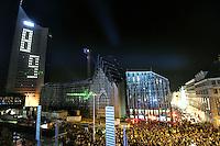Lichtfest und Friedensgebet - 9.Oktober 2010 - Leipzig