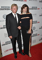BEVERLY HILLS, CA. October 14, 2016: Nigel Lythgoe &amp; Jo Champa at the 30th Annual American Cinematheque Award gala honoring Ridley Scott &amp; Sue Kroll at The Beverly Hilton Hotel, Beverly Hills.<br /> Picture: Paul Smith/Featureflash/SilverHub 0208 004 5359/ 07711 972644 Editors@silverhubmedia.com
