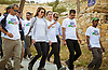 01.05.2017; Amman, Jordan: QUEEN RANIA<br />participated in the &ldquo;Thru Hike&rdquo; program organized by the Jordan Trail Association (JTA), when she visited Dana Village.<br />Her Majesty&rsquo;s visit comes in support of local tourism initiatives that aim to improve the livelihood of local communities and encourage eco-tourism.<br />Mandatory Photo Credit: &copy;Royal Hashemite Court/NEWSPIX INTERNATIONAL<br /><br />PHOTO CREDIT MANDATORY!!: NEWSPIX INTERNATIONAL(Failure to credit will incur a surcharge of 100% of reproduction fees)<br /><br />IMMEDIATE CONFIRMATION OF USAGE REQUIRED:<br />Newspix International, 31 Chinnery Hill, Bishop's Stortford, ENGLAND CM23 3PS<br />Tel:+441279 324672  ; Fax: +441279656877<br />Mobile:  0777568 1153<br />e-mail: info@newspixinternational.co.uk<br />&ldquo;All Fees Payable To Newspix International&rdquo;