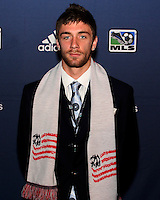 Stephen McCarthy at the 2011 MLS Superdraft, in Baltimore, Maryland on January 13, 2010.
