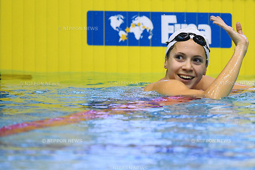Boglarka Kapas (HUN), <br /> OCTOBER 26, 2016 - Swimming : FINA Swimming World Cup Tokyo <br /> Women's 200m Freestyle Final <br /> at Tatsumi International Swimming Pool, Tokyo, Japan. <br /> (Photo by AFLO SPORT)