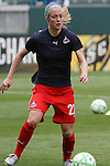 29 March 2009: Washington's Becky Sauerbrunn. Los Angeles Sol defeated the Washington Freedom 2-0 at the Home Depot Center in Carson, California in a regular season Women's Professional Soccer game. The game was the WPS Inaugural game.