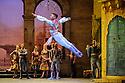 London, UK. 12.01.2016. English National Ballet present Le Corsaire, at the London Coliseum. Picture shows: Brooklyn Mack (Conrad). Photograph © Jane Hobson.