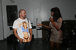 Team Execution Presents Access Candid Celebrity Photography by John Ricard Hosted by Lingerie Football League football player Tanyka Renee, Held at John Ricard's Studio, NY