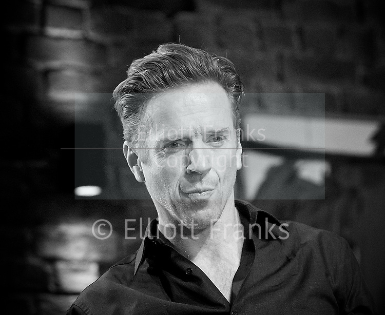 Edward Albee&rsquo;s The Goat or Who is Sylvia <br /> production by Ian Rickson <br /> at The Theatre Royal Haymarket London, Great Britain <br /> 30th March 2017 <br /> press photocall <br /> <br /> <br /> Damian Lewis as Martin  <br /> <br /> <br /> <br /> Photograph by Elliott Franks <br /> Image licensed to Elliott Franks Photography Services
