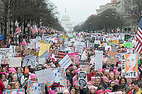 The Women's March on Washington