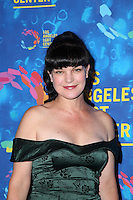 WEST HOLLYWOOD, CA - SEPTEMBER 24: Pauley Perrette attends the Los Angeles LGBT Center's 47th Anniversary Gala Vanguard Awards at Pacific Design Center on September 24, 2016 in West Hollywood, California. (Credit: Parisa Afsahi/MediaPunch).