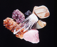 QUARTZ COLOR VARIETIES <br />