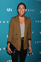 "HOLLYWOOD, CA - JULY 7: Lola Langusta at the ""Equals"" Premiere at the ArcLight Theater in Hollywood, California on July 7, 2016. Credit: David Edwards/MediaPunch"